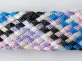 SEDAT TRIKO TASHKENT - двухпрядный шнур 48 класса фантазийный из швейных нитей
