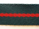 SEDAT TRIKO TASHKENT - лента отделочная саржевая в полоску из нитей полиэстер